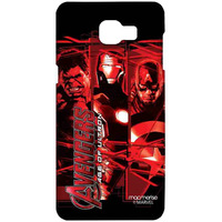 Age of Ultron - Sublime Case for Samsung A9