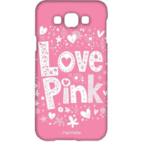 Love Pink - Sublime Case for Samsung A8