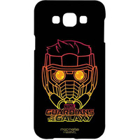 Star Lord Mask - Sublime Case for Samsung A8