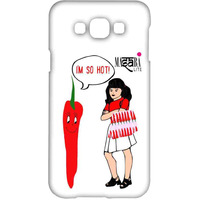 Masaba Hot Chilli - Sublime Case for Samsung A8
