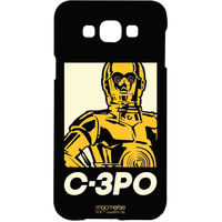 Iconic C3PO - Sublime Case for Samsung A8
