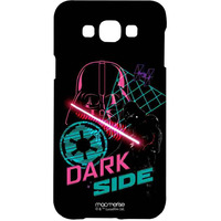 Neon Dark Side - Sublime Case for Samsung A8