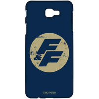 F & F Blue - Sublime Case for Samsung A7 (2017)