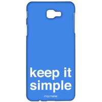 Keep It Simple - Sublime Case for Samsung A7 (2017)