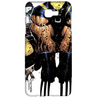 Wounded Wolverine - Sublime Case for Samsung A7 (2017)