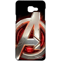 Avengers Version 2 - Sublime Case for Samsung A7 (2016)