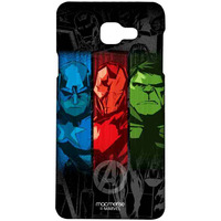 Avengers Sketch - Sublime Case for Samsung A7 (2016)