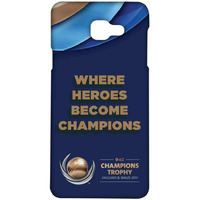 Where Heroes Become champions - Sublime Case for Samsung A7 (2016)