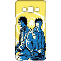 Jai Veeru Blue - Sublime Case for Samsung A7