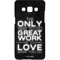 Love What You Do - Sublime Case for Samsung A7