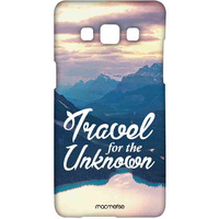 Travel For The Unknown - Sublime Case for Samsung A7