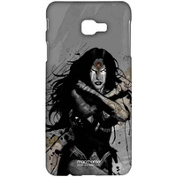 Sketched Wonder Woman - Sublime Case for Samsung A5 (2017)