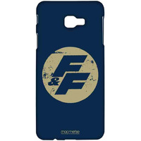 F & F Blue - Sublime Case for Samsung A5 (2017)