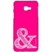 AND Pink - Sublime Case for Samsung A5 (2017)