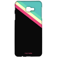 Slope Stripes Black - Sublime Case for Samsung A5 (2017)