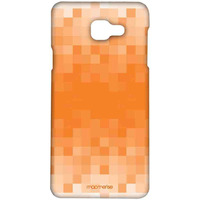 Pixelated Orange - Sublime Case for Samsung A5 (2016)