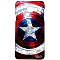Captains Shield Decoded - Sublime Case for Samsung A5 (2016)
