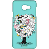 Grus Family Tree - Sublime Case for Samsung A5 (2016)