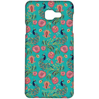 Payal Singhal Anaar and Mor Teal - Sublime Case for Samsung A5 (2016)