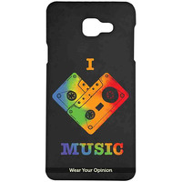 I Love Music - Sublime Case for Samsung A5 (2016)