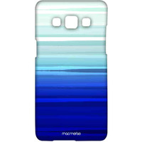 Blue Brush Strokes - Sublime Case for Samsung A5