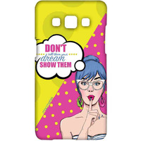 Miss Smarty Pants - Sublime Case for Samsung A5