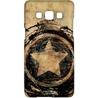 Symbolic Captain Shield - Sublime Case for Samsung A5
