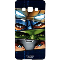 Team Avengers - Sublime Case for Samsung A5