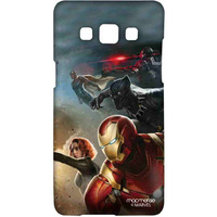 Team Ironman - Sublime Case for Samsung A5