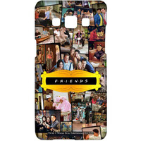 Friends Collage - Sublime Case for Samsung A5