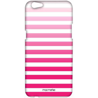 Stripe me Pink - Sublime Case for Oppo F3 Plus