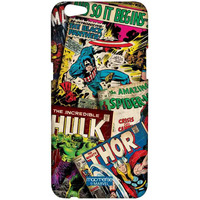 Marvel Comics Collection - Sublime Case for Oppo F3 Plus