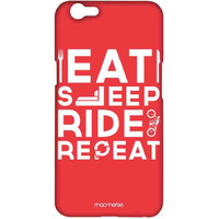 Eat Sleep Ride Repeat - Sublime Case for Oppo F1s