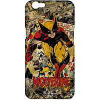 Comic Wolverine - Sublime Case for Oppo F1s