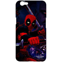 Deadpool Attack - Sublime Case for Oppo F1s