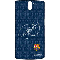 Autograph Neymar - Sublime Case for OnePlus One