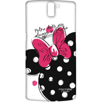 Polka Minnie - Sublime Case for OnePlus One
