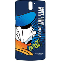 Quack Off - Sublime Case for OnePlus One