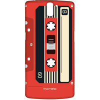 Casette Red - Sublime Case for OnePlus One