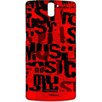 Music Mania - Sublime Case for OnePlus One