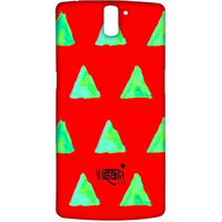 Masaba Red Cone - Sublime Case for OnePlus One