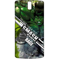 Stay Angry Hulk - Sublime Case for OnePlus One