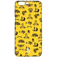 KR Yellow Collage - Pro Case for OnePlus 5