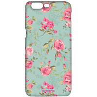 Teal Pink Flowers - Pro Case for OnePlus 5