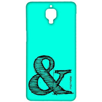 AND Teal - Sublime Case for OnePlus 3T