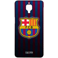 FCB Crest - Sublime Case for OnePlus 3