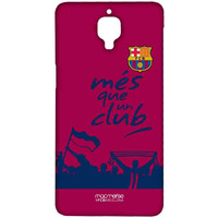 FCB Slogan - Sublime Case for OnePlus 3
