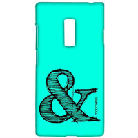 AND Teal - Sublime Case for OnePlus 2