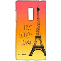 Live Laugh Love - Sublime Case for OnePlus 2