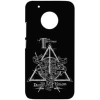 The Deathly Hallows  - Sublime Case for Moto G5 Plus